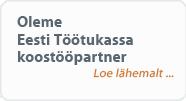 Eesti Töötukassa koostööpartner