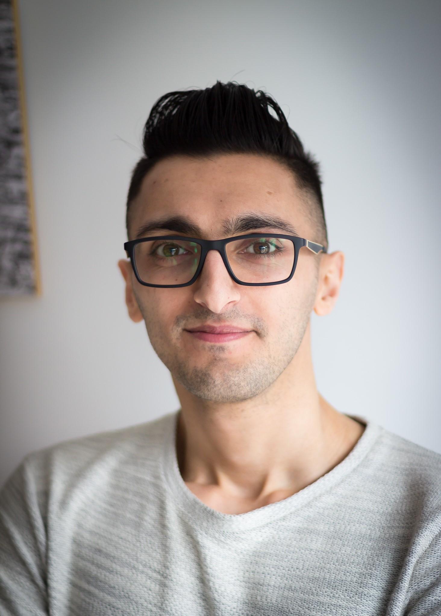 Amir Zare Pashaei